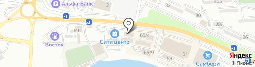 iShop на карте Находки