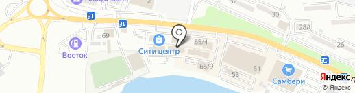 Pickpoint на карте Находки