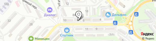 Борисовский и Компаньоны на карте Находки