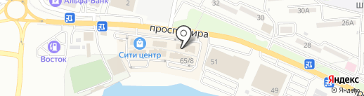 Foot box на карте Находки