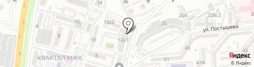 МЖК Сервис на карте Находки