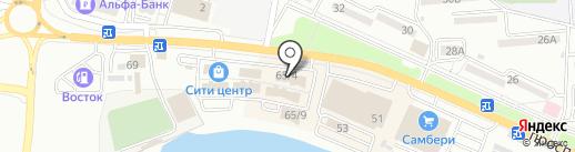 ТВОЕ на карте Находки