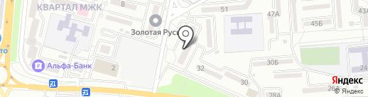Magnetic на карте Находки