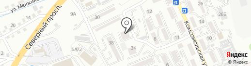 Аврора-Строй на карте Находки