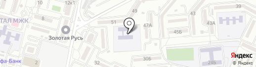 ДВФУ на карте Находки