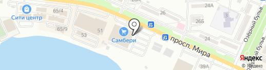Удача центр на карте Находки