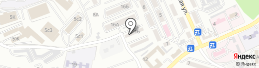 Логопедический кабинет на карте Находки
