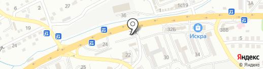 Спец-Авто на карте Находки