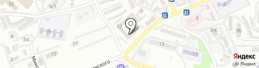 Управление Пенсионного фонда РФ в г. Находке на карте Находки