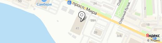 Робинзон на карте Находки