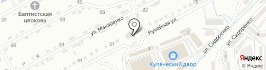 Автоспектрас на карте Находки