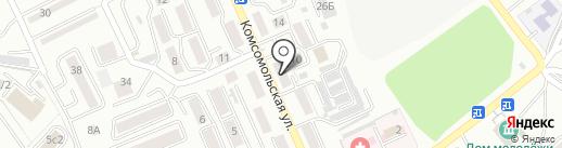 Люкс на карте Находки