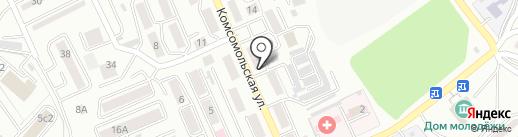 Приморье на карте Находки