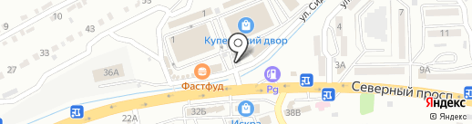 IKEA land на карте Находки