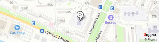 Детский сад №58 на карте Находки