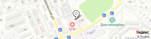 Стикс и Ко на карте Находки