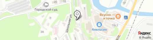 Департамент труда и социального развития приморского края на карте Находки