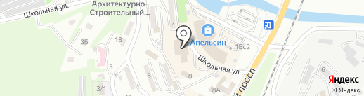 GORAN на карте Находки