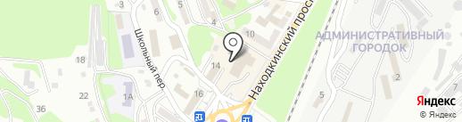 МТС-Банк на карте Находки