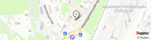 Tivit на карте Находки