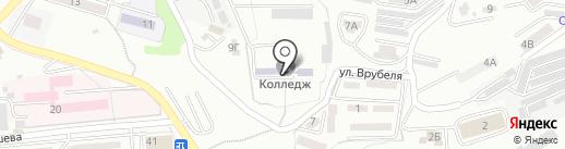 Автошкола на карте Находки