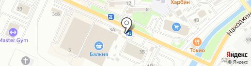 МТС на карте Находки