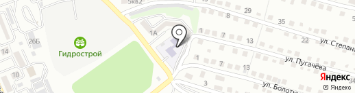 Конструкция ветра на карте Находки