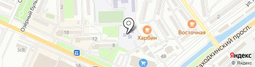 Детский сад №67 на карте Находки