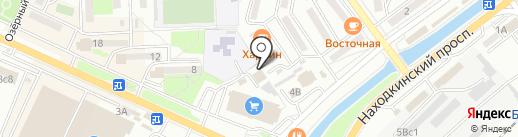 Ова сервис на карте Находки