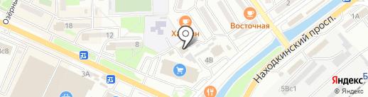 Эко Пост на карте Находки