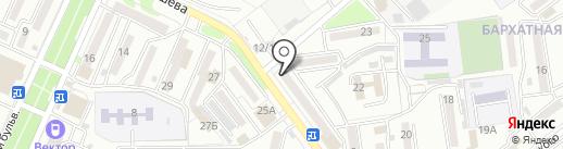 Феникс-мебель на карте Находки