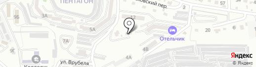 Stegor Logistics на карте Находки