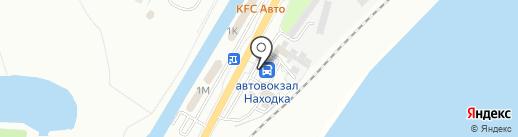 Bus курьер на карте Находки