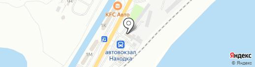 Дальэнергострой на карте Находки