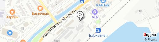 Промкомплект на карте Находки
