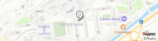 Аякс на карте Находки