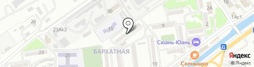 Детская художественная школа №2 на карте Находки