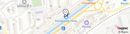 Парикмахерская на карте Находки