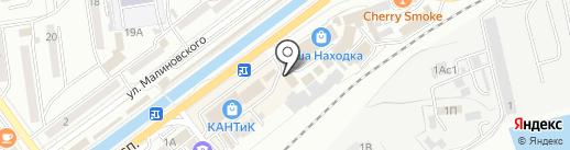 Стройматериалы на карте Находки