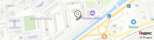 Emex на карте Находки