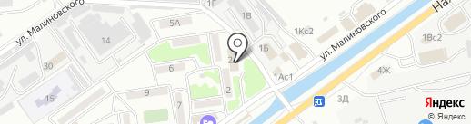 Азбука мебели на карте Находки