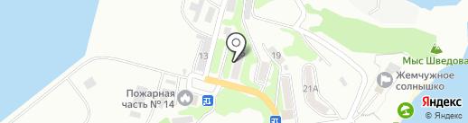 Gxas на карте Находки