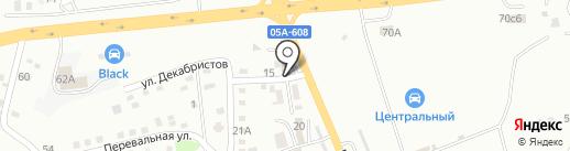 Автотехцентр на карте Находки