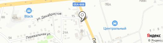 Велосалон на карте Находки