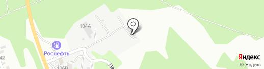 Автомастерская Бокс № 7 на карте Находки