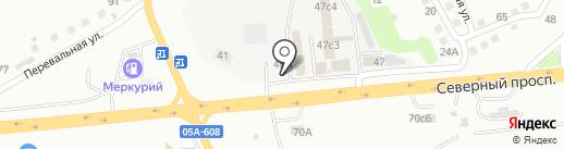 ЗаВ-ГаР на карте Находки