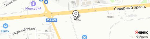 Авто Комфорт & Экстрим Саунд на карте Находки