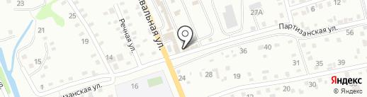 Auto time на карте Находки