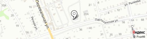 ТК Энергия на карте Находки