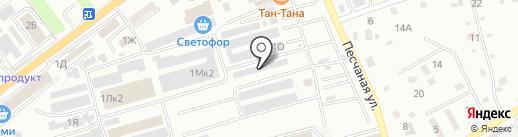 Полимир Сырье на карте Находки